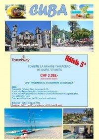 OFFRE CUBA COMBINE HAVANE - VARADERO NOVEMBRE - DECEMBRE 2014-page-001